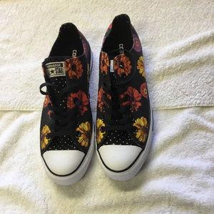 Converse  Chuck Taylor All Star Daisy Print Shoes
